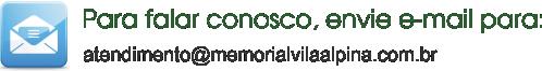 Crematório VIla Alpina - Fale Conosco